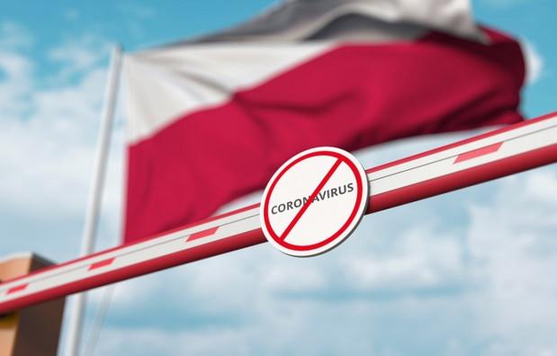 La Pologne suspend tous les vols avec la France du 16 au 29 septembre 2020 - Crédit photo : Depositphotos @alexeynovikov
