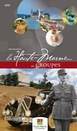 La brochure groupes 2013 de la MDT Haute-Marne est sortie - Photo DR