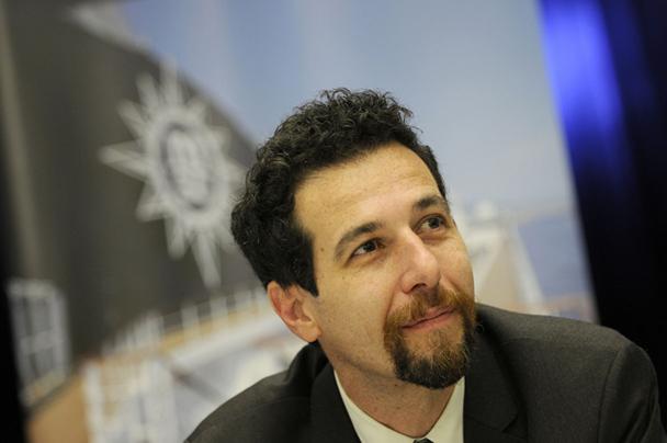 Erminio Eschena aborde la nouvelle année avec confiance et vigilance - DR : MSC Croisières