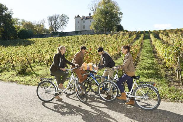 Vignoble de Cahors - Château Lagrézette - DR : Dominique VIET - CRT Occitanie