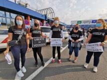 Les agents de voyages battent le pavé durant tout le mois de septembre et appellent à une mobilisation européenne le 6 octobre 2020 - DR
