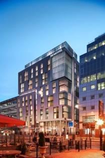 Le Novotel London Blackfriars aouvert ses portes en octobre 2012 - Photo DR