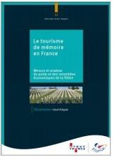 Le Tourisme de Mémoire en France est en vente au prix de 45 € TTC - DR
