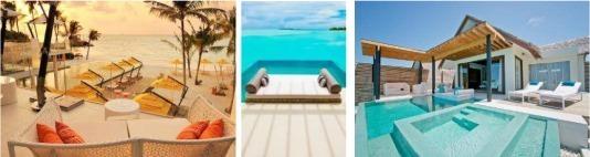 Le Niyaman, aux Maldives est la nouvelle sensation 2012 pour le jury des Tatler Travel Awards - Photo DR