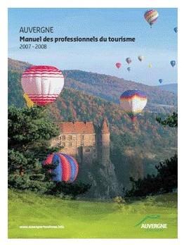 Auvergne : nouveau Manuel des Professionnels du Tourisme