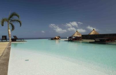 Le Palm Hôtel & Spa entre dans le club des hôtels 5* en France - Photo DR