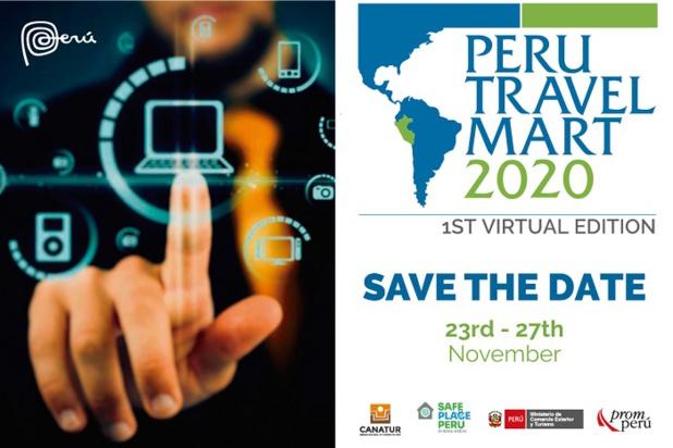 Organisée du 23 au 27 novembre 2020, cette 27ème édition rassemblera les principaux acteurs privés et publics du secteur touristique péruvien - DR
