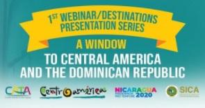L'Amérique Centrale organise 4 webinaires pour les agents de voyages