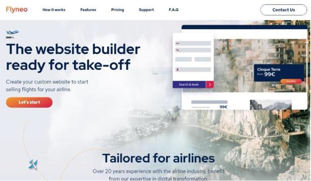 Cirkwi prend les devants pour relance les compagnies aérienne et intègre Flyneo - DR
