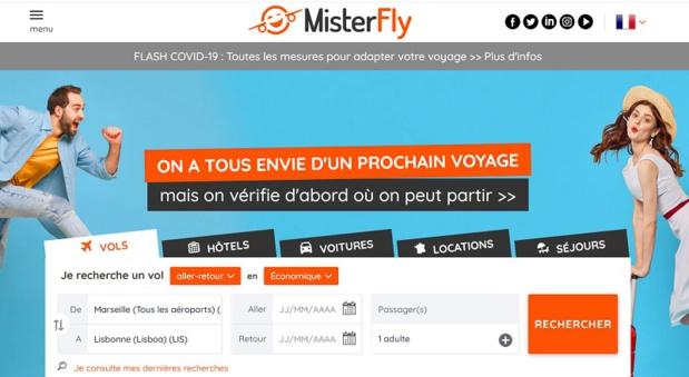 Misterfly vient d'annoncer un PSE concernant de 56 salariés sur les 307 salariés - DR