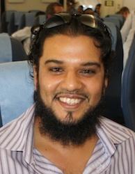 Houzeifab Balbolia chef d'agence chez Air Voyages à Saint-Pierre - Photo CE