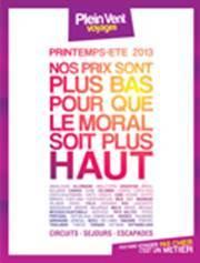 Plein Vent ouvre les réservations Printemps/Eté 2013