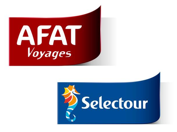 """Exclu : la marque unique AS Voyages serait la réunion des mots """"Selectour-Afat"""""""