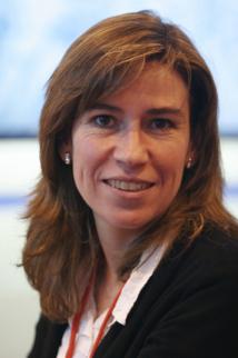 Pour Belen Wangüemert, travailler sur le marché français va être une expérience formidable en 2013 - DR : RCCL