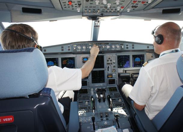 Pour les 2/3 d'entre elles les effectifs resteront stables et même à la baisse dans 20% des compagnies aériennes et 21% au sein des structures aéroportuaires. - Photo CE