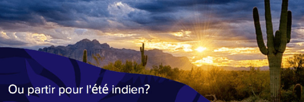 Où partir pour l'été indien?