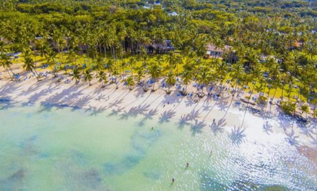 Une plage de République Dominicaine - DR