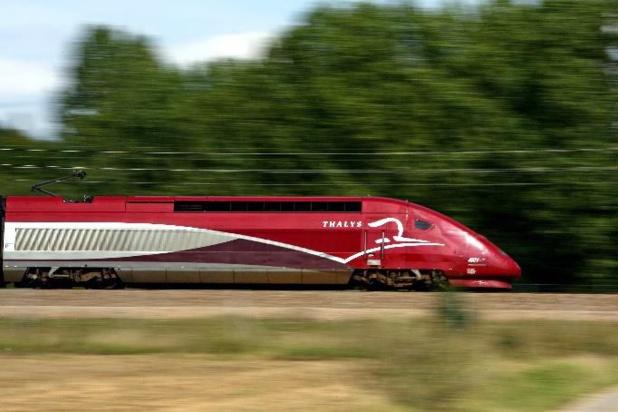 Thalys propose le programme Thalys Corporate Fares  - Photo Thalys