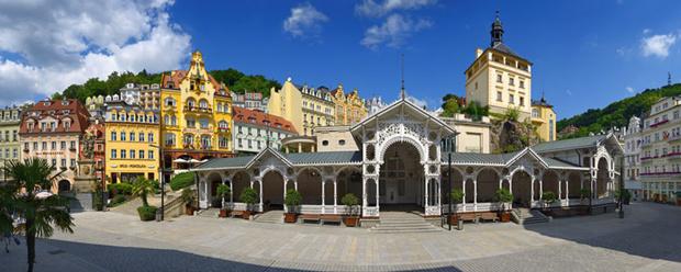 Karlovy Vary - DR Ladislav Renner, CzechTourism