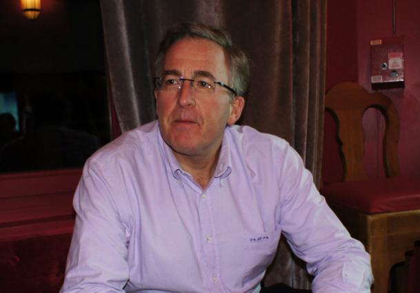 """""""Nous pouvons prolonger le contrat actuel aussi longtemps qu'il le faudra ]i"""", explique Philippe de Saint Victor, le directeur général du réseau."""
