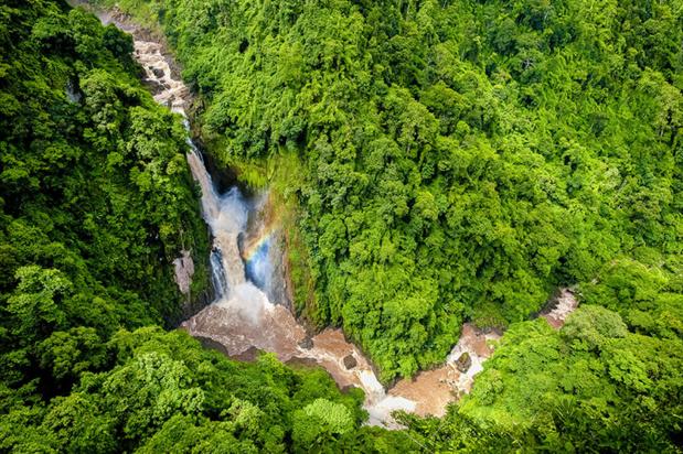 Haew Narok Waterfall - DR Office National du Tourisme de Thaïlande