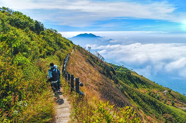 Sentier naturel de Kew Mae Pan - DR Office National du Tourisme de Thaïlande