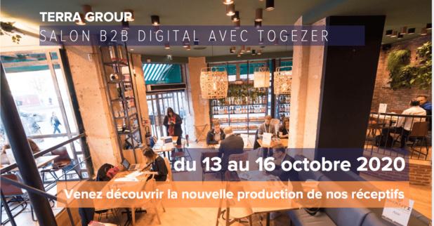 Salon digital B2B du 13 AU 16/10