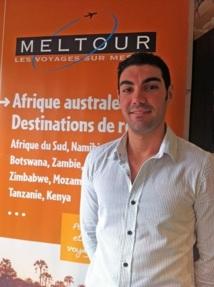 Idir Aknouche est le responsable marketing de Meltour - Photo DR
