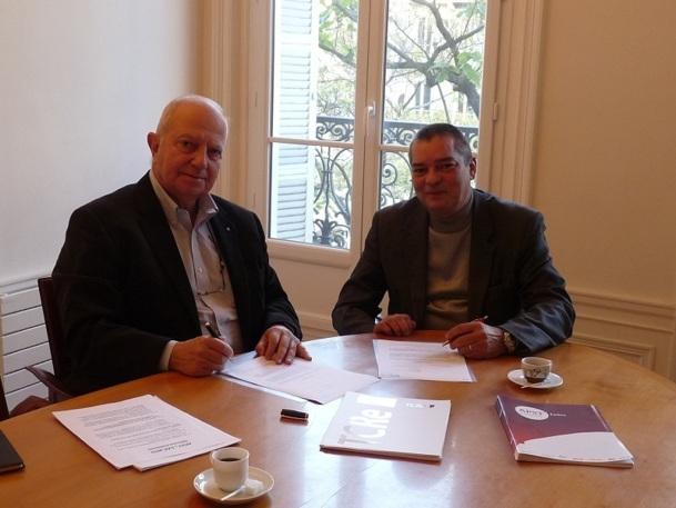 Contrat de réassurance : l'APST signe avec Gras Savoye
