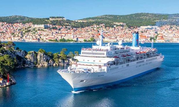 Au printemps, une autre compagnie de croisières axée sur le marché britannique, Marella Cruises, appartenant au groupe allemand TUI, a annoncé qu'elle avait accéléré le retrait de son navire construit en 1984, le Marella Celebration. - DR