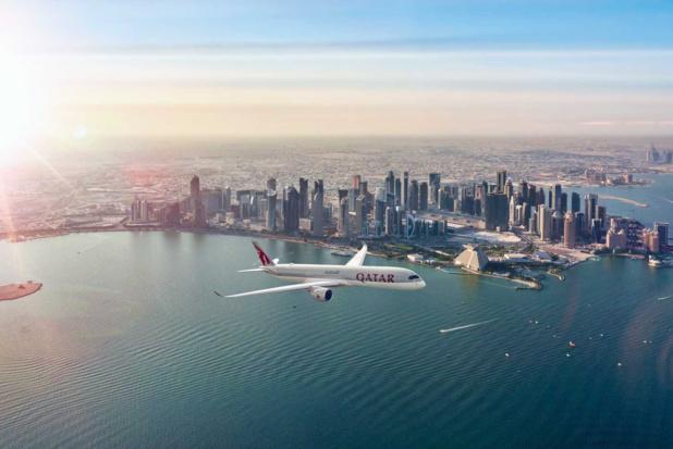 Pour l'hiver 2020-2021, Qatar Airways prévoit de proposer 124 destinations - DR : Qatar Airways