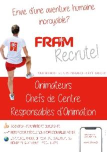 Fram recrute 50 contrats de professionnalisation