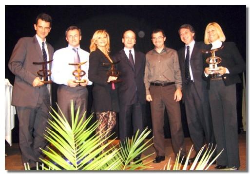 ''TO d'Or 2006'' du réseau Tourcom : Marmara grand gagnant
