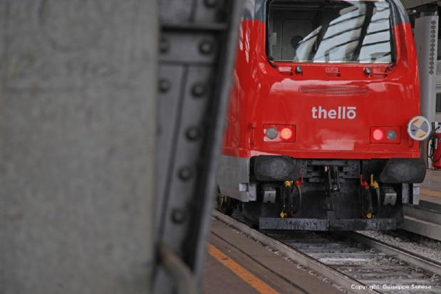 La ligne Marseille - Milan assurée par Thello devrait s'arrêter - DR : Guiseppe Senese
