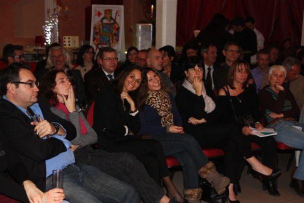 SNCF : la soirée PréFERence 2012 a réuni 120 agents de voyages