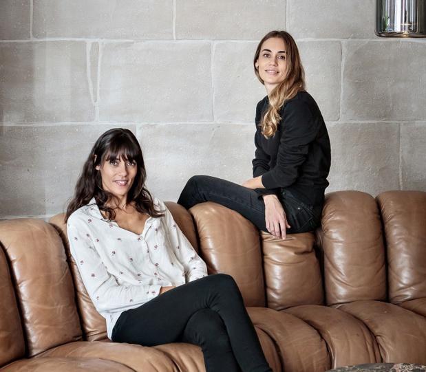 Camille et Caroline Antoun - DR New Hotel