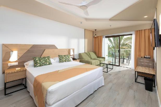 Les nouvelles chambres du Riu Buenavista - DR RIU