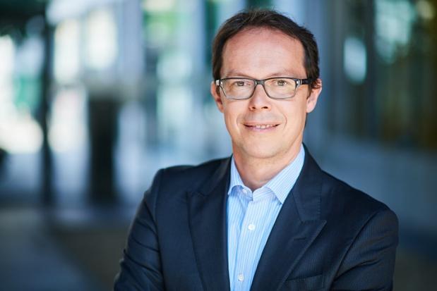 Bruno Dierickx, le Directeur commercial de Thalys - DR