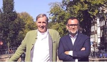 Jérôme Mercier et Hans Wackwitz - DR