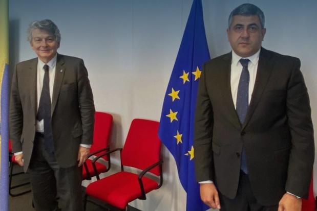 """À la suite de ces réunions, il a été confirmé que """"la question de l'assouplissement des restrictions sur les déplacements sera inscrite à l'ordre du jour de la prochaine réunion du Conseil européen"""" - DR : OMT"""