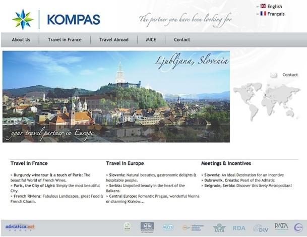 Kompas Destination Management : le réceptif B2B monte en puissance en France