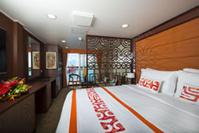 Une Suite Premium à bord de l'Aranui 5 - DR Croisières Aranui