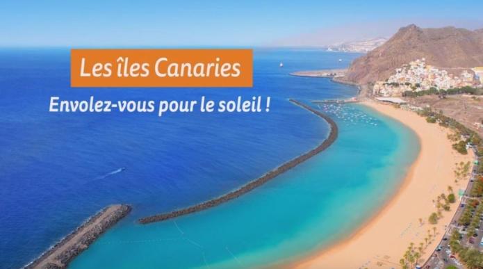 Cet hiver, FRAM propose des vacances ensoleillées aux Canaries. - DR FRAM