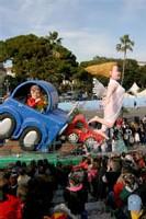 Le Carnaval de Nice 2007 joue la carte de la gratuité