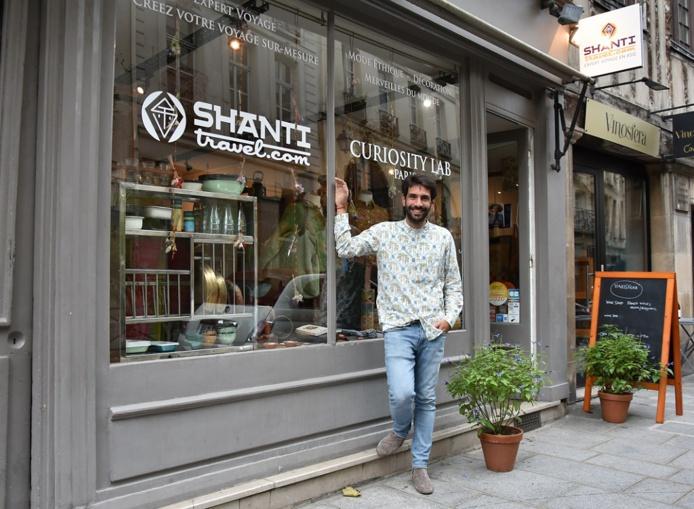 Shanti Travel a développé une gamme de voyages immobiles et de séjours en France - DR