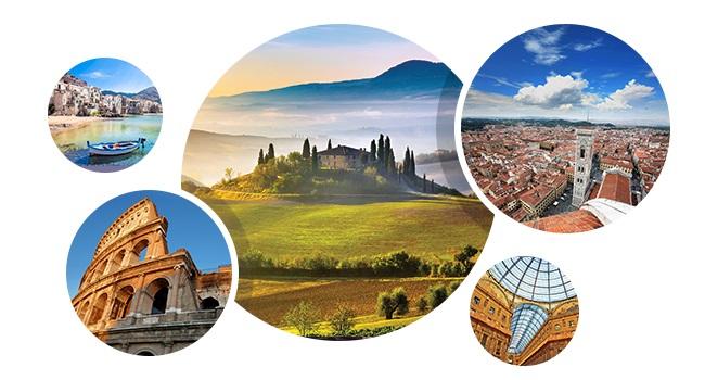 Challenge Decoov - A gagner : un voyage à Rome valable pour 2 personnes - Photo Decoov