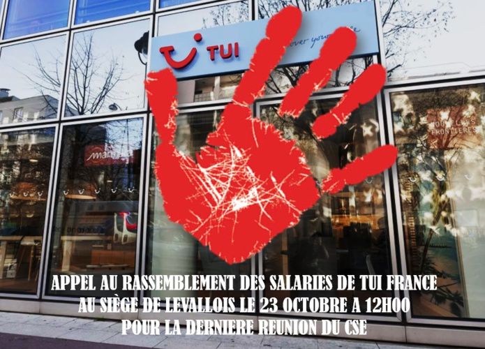 Rassemblement vendredi 23 octobre à 12h à Levallois-Perret - DR