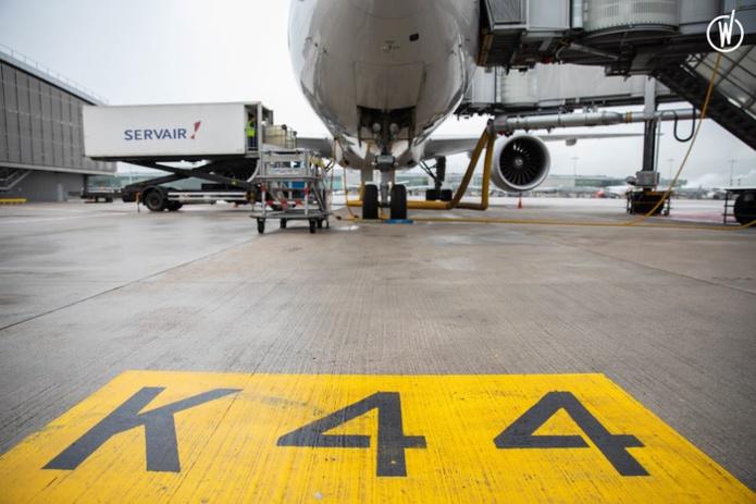 Sur 9 mois, le trafic de Paris Aéroport (Paris-Charles de Gaulle et Paris-Orly) chute de - 66,3 % à 27,8 millions de passagers. - Crédit Agence WTTJ pour Groupe ADP
