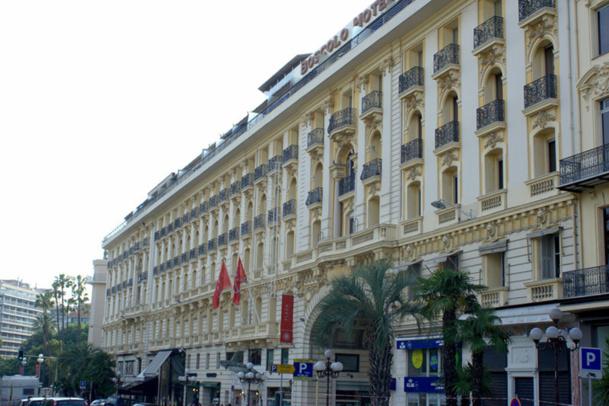 Le groupe italien Boscolo a déposé le permis de construire concernant la restructuration et l'extension de l'Hôtel Plaza à Nice - DR