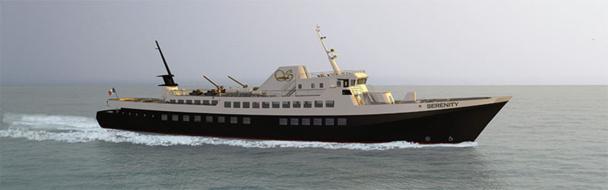 Evénementiel : Serenity Cruises propose des croisières à la journée